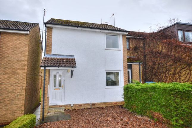 Thumbnail End terrace house to rent in Arkle Court, Alnwick, Northumberland