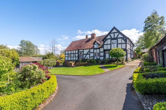 Thumbnail Detached house for sale in Didley, Hereford