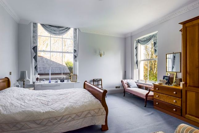 Master Bedroom of Tehidy Park, Tehidy, Camborne TR14