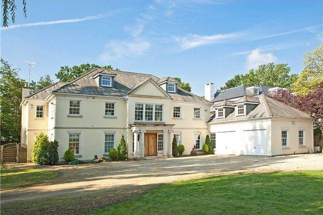 Thumbnail Detached house for sale in St. Leonards Hill, Windsor, Berkshire