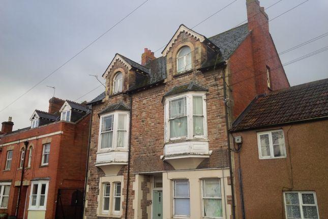 Thumbnail Flat to rent in Benedict Street, Glastonbury