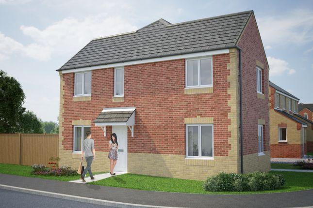 Thumbnail Semi-detached house for sale in Former West Chilton Farm, Chilton, Ferryhill