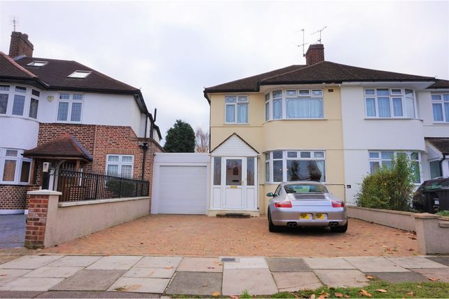 Front View of Cranleigh Gardens, London N21
