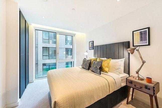 Bedroom of Rosamond House, Elizabeth Court, Westminster, London SW1P