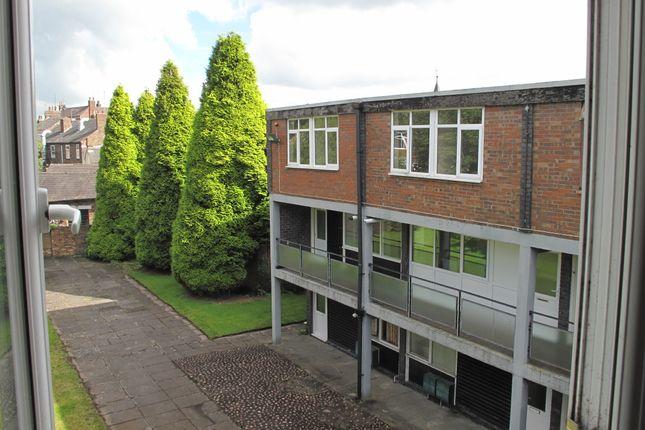 Thumbnail Flat to rent in Longshaw Street, Stoke-On-Trent