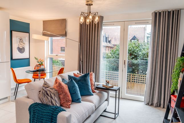 Thumbnail Flat for sale in Brunel Way, Stratford-Upon-Avon