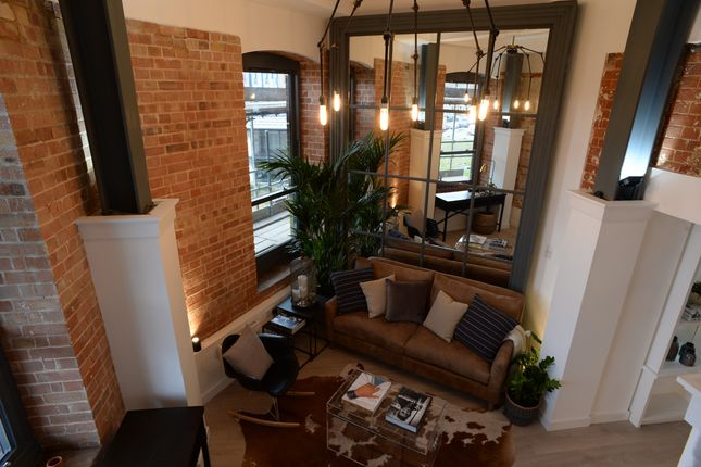 Thumbnail Flat for sale in Cranfield Mill, College Street, Ipswich