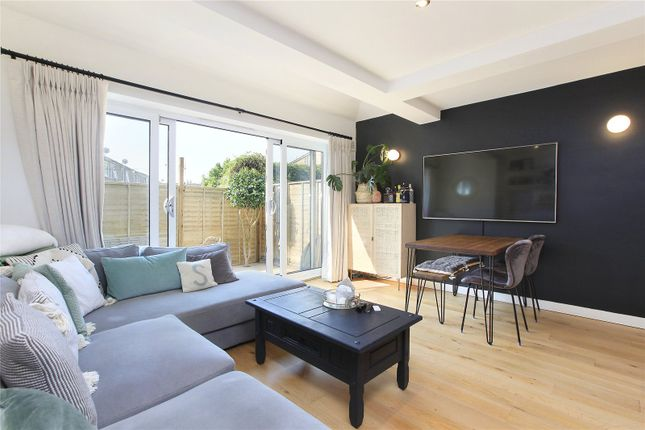 Thumbnail Flat to rent in Dinsmore Road, Clapham South, London