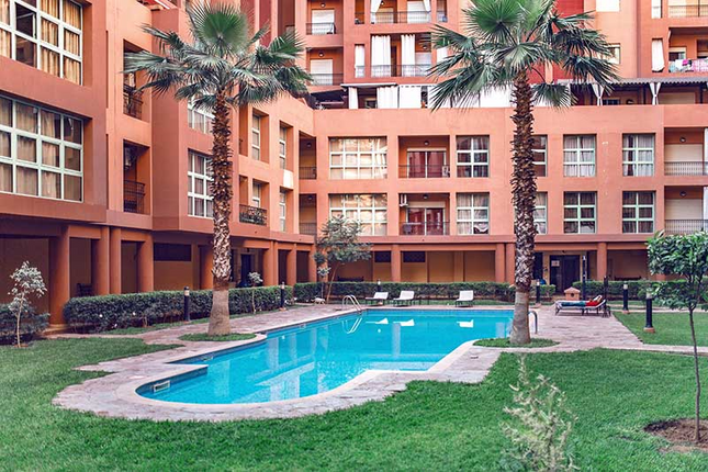 3 bed apartment for sale in Marrakech, Marrakech-Tensift-El Haouz, Morocco