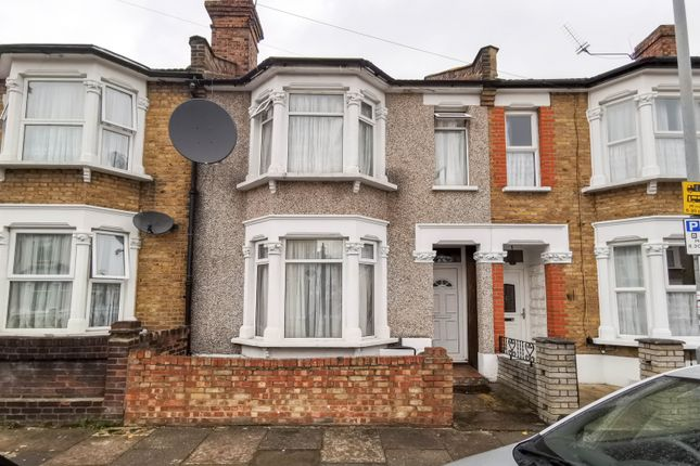 Thumbnail Terraced house to rent in Francis Avenue, Ilford