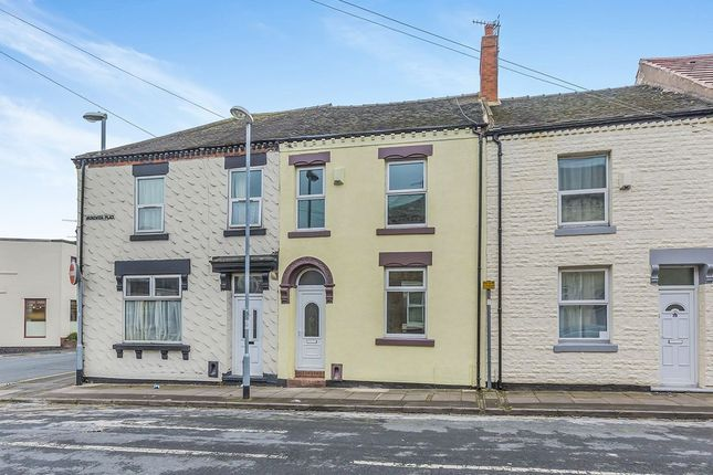 Terraced house for sale in Brunswick Place, Hanley, Stoke-On-Trent