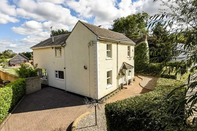 4 bed detached house for sale in Lower Village, Blunsdon, Wiltshire