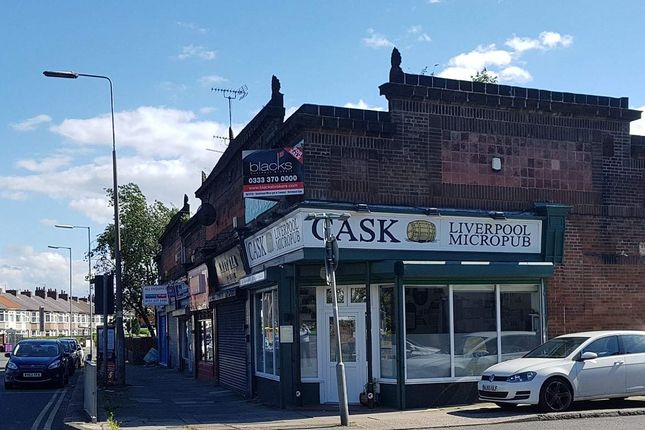 Thumbnail Pub/bar for sale in Queens Drive, West Derby, Liverpool