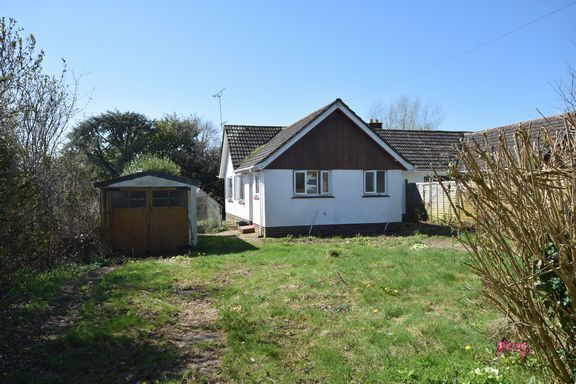 Thumbnail Semi-detached bungalow for sale in Brook Close, Two Bridges Road, Sidford, Sidmouth