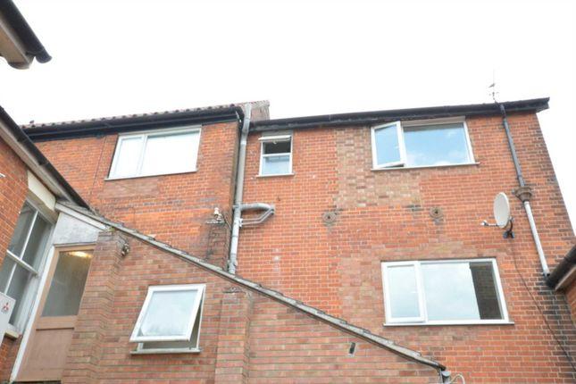 Thumbnail Flat for sale in Church Street, Attleborough