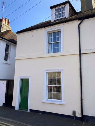 3 bed semi-detached house to rent in Chapel Street, Hythe, Kent CT21