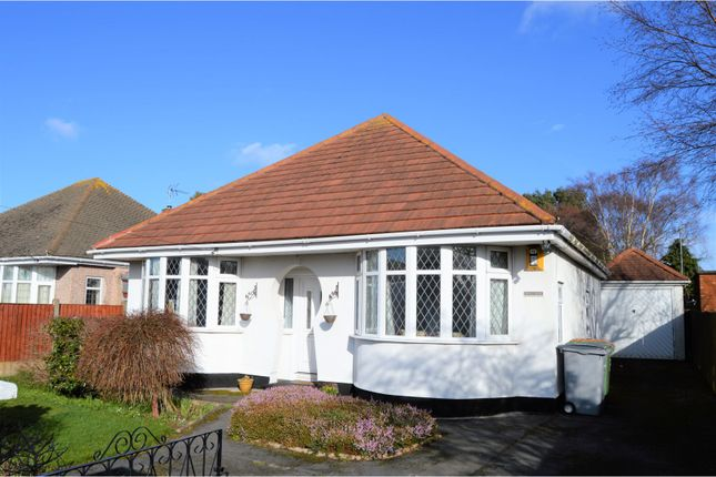 Thumbnail Detached bungalow for sale in Penrhyd Road, Irby
