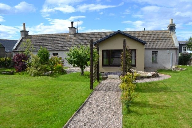 Thumbnail Detached bungalow for sale in Paradise Lane, Lossiemouth