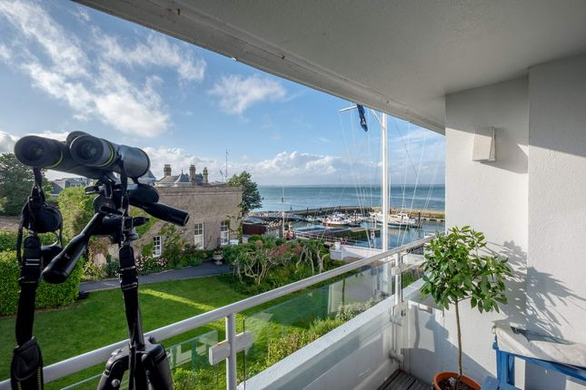 Thumbnail Flat for sale in The Gloster, The Parade, Cowes, Isle Of Wight