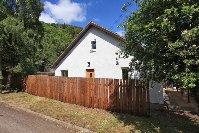 Thumbnail Cottage for sale in Weem Cottages, Weem, Aberfeldy