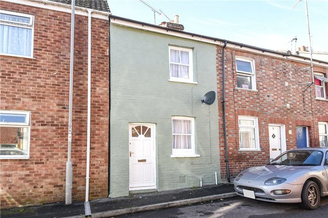 Thumbnail End terrace house for sale in Orchard Street, Blandford Forum