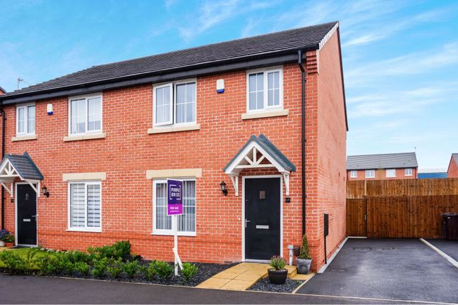 Thumbnail Semi-detached house for sale in Chapel Drive, Liverpool