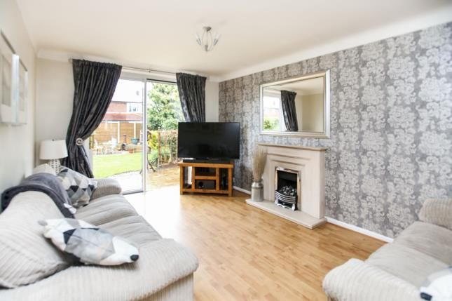 Lounge of Derwent Drive, Handforth, Cheshire, . SK9