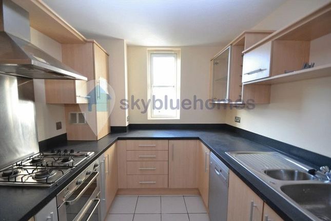 Thumbnail Flat to rent in Watkin Road, Leicester