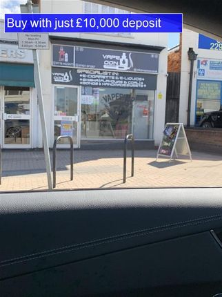 Thumbnail Retail premises for sale in Lutterworth Road, Aylestone, Leicester