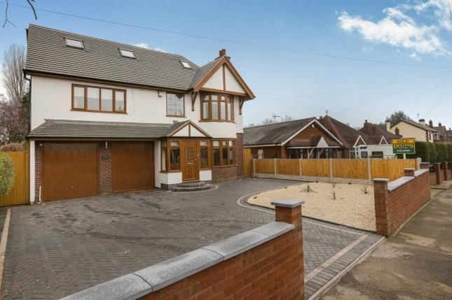 Thumbnail Detached house for sale in Mill Lane, Willenhall, West Midlands