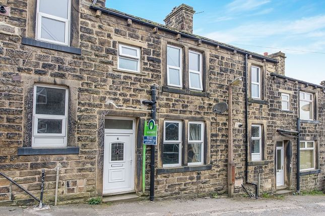 Thumbnail Terraced house to rent in Robert Street, Cross Roads, Keighley