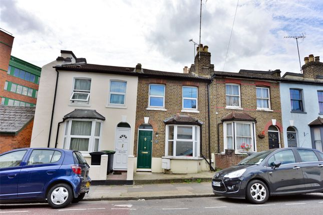 Thumbnail End terrace house for sale in Cumberland Road, Wood Greem