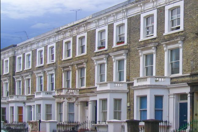 Thumbnail Flat to rent in Ongar Road, London