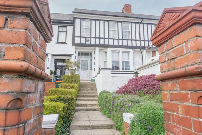 Thumbnail Terraced house for sale in Gibbs Road, Newport