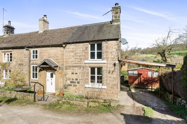 3 bed semi-detached house for sale in Moor End, Beeley, Matlock
