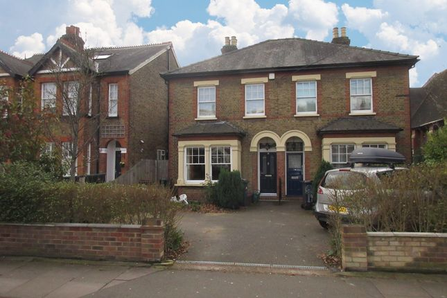 Thumbnail Semi-detached house for sale in Hanworth Road, Feltham, Middlesex