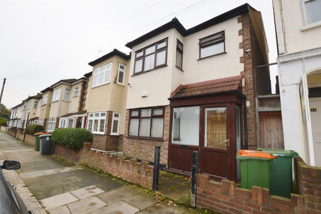 Thumbnail Semi-detached house for sale in St. Andrew's Road, Plaistow, London