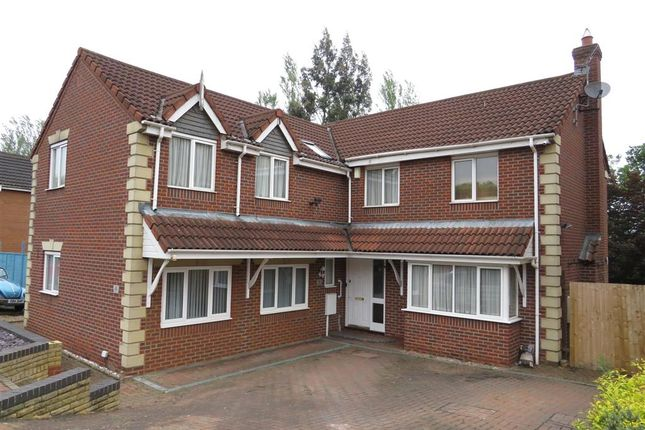 Thumbnail Detached house for sale in Ashton Grove, Wellingborough