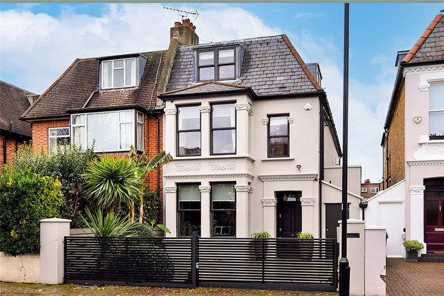 Thumbnail Semi-detached house for sale in Homefield Road, London