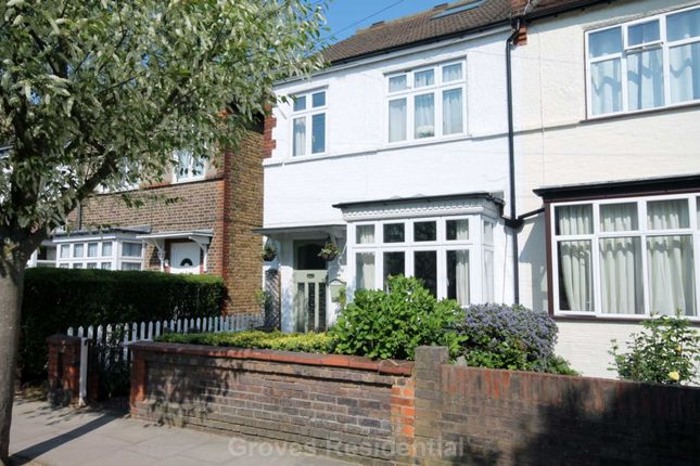 Thumbnail End terrace house to rent in Melrose Gardens, New Malden