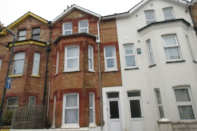 Thumbnail Property to rent in St. Michaels Road, Bournemouth