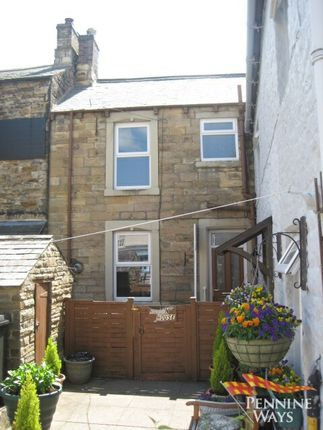 Thumbnail Terraced house for sale in Arden House, Market Square, Haltwhistle