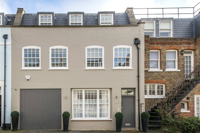 Thumbnail Mews house for sale in Devonshire Mews South, London
