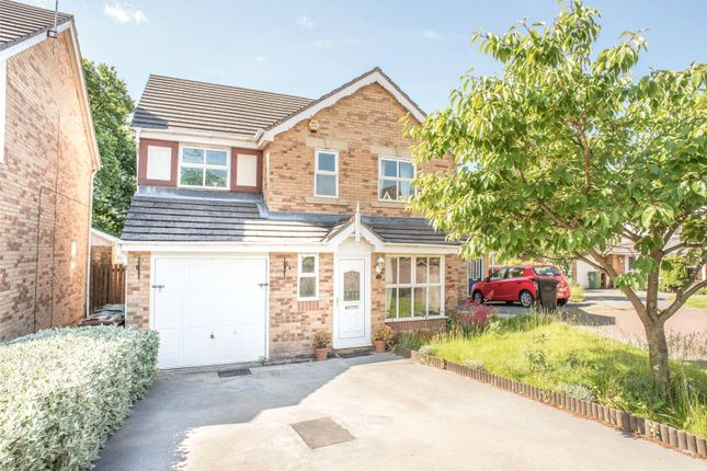 Thumbnail Detached house to rent in Tall Trees, Leeds, West Yorkshire