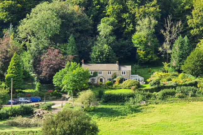 Thumbnail Detached house for sale in Waterley Bottom, North Nibley