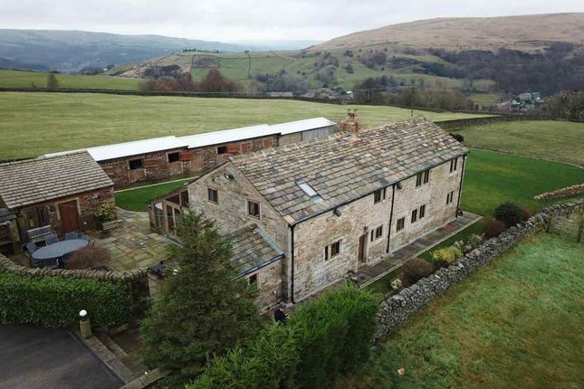 Thumbnail Detached house for sale in Inchfield Road, Walsden, Todmorden