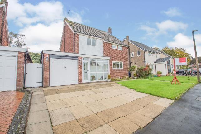 Thumbnail Detached house for sale in River Drive, Padiham, Burnley, Lancashire