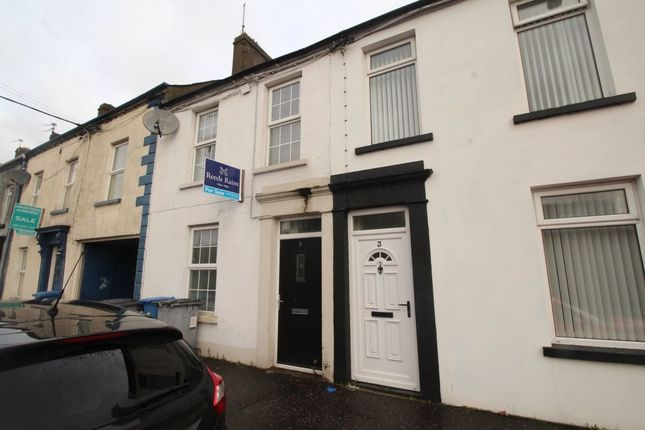 Thumbnail Terraced house for sale in John Street, Comber, Newtownards