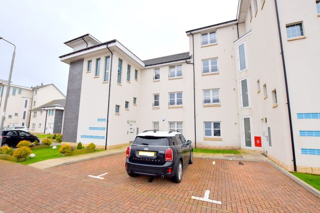 Thumbnail Flat for sale in Dublin Quay, Irvine, North Ayrshire