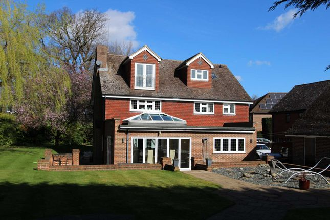 Thumbnail Detached house for sale in Telegraph Hill, Higham, Rochester